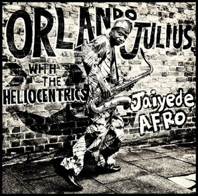 Orlando & The Heliocent Julius Jaiyede Afro
