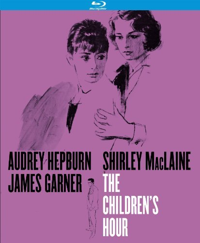 Children's Hour Hepburn Maclaine Garner Blu Ray Nr