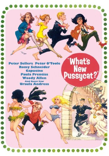 What's New Pussy Cat What's New Pussy Cat DVD Nr