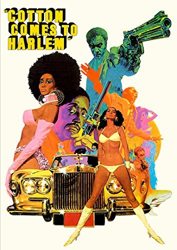 Cotton Comes To Harlem Cambridge St. Jacques Lockhart DVD R