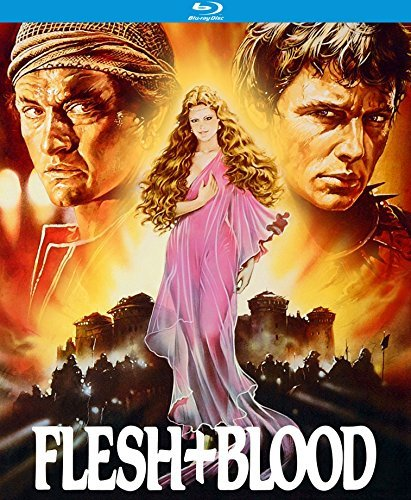 Flesh & Blood Hauer Leigh Burlinson Blu Ray R