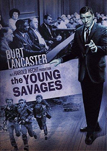 Young Savages Lancaster Merrill DVD Nr