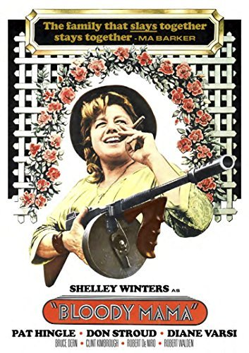 Bloody Mama Winters Stroud Hingle DVD R