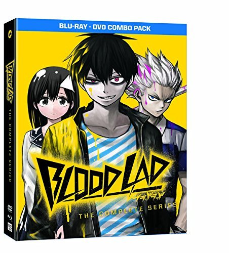 Blood Lad The Complete Series