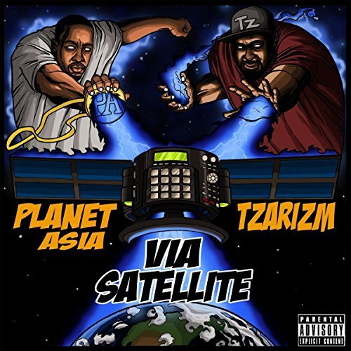 Planet Asia & Tzarizm Via Satellite