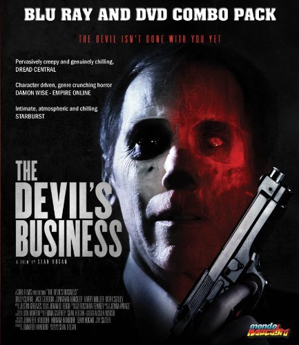Devil's Business Devil's Business Blu Ray DVD Nr