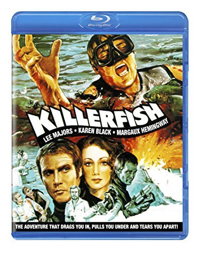 Killer Fish Majors Black Hemingway Blu Ray Pg
