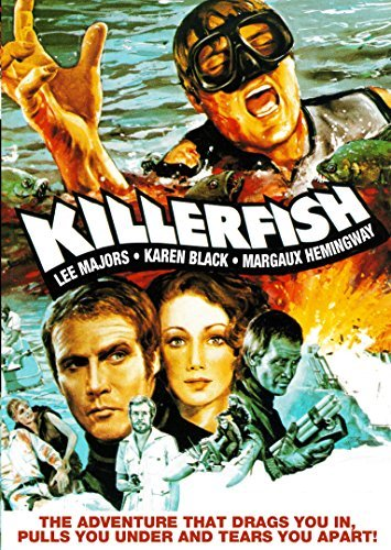 Killer Fish Majors Black Hemingway DVD Pg