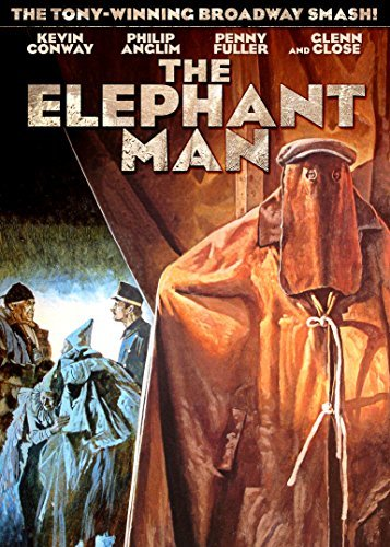 Elephant Man (1982) Anglim Conway Close DVD Nr