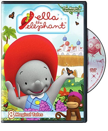 Ella The Elephant Season 1 DVD