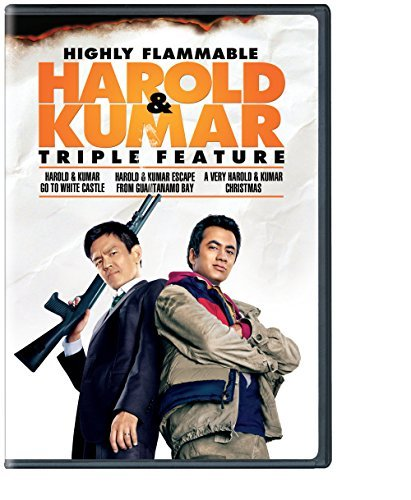 Harold & Kumar Triple Feature DVD R