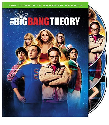 Big Bang Theory Season 7 DVD