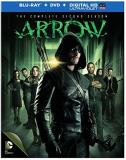 Arrow Season 2 Blu Ray Season 2