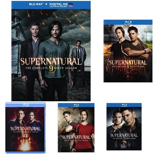 Supernatural Season 9 Blu Ray