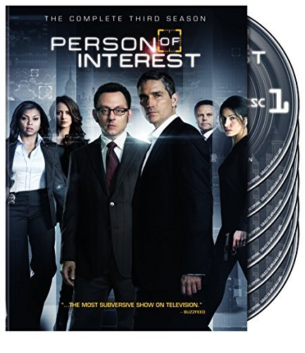 Person Of Interest Season 3 DVD
