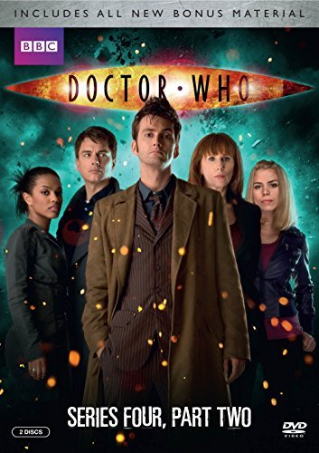 Doctor Who Series 4 Part 2 DVD