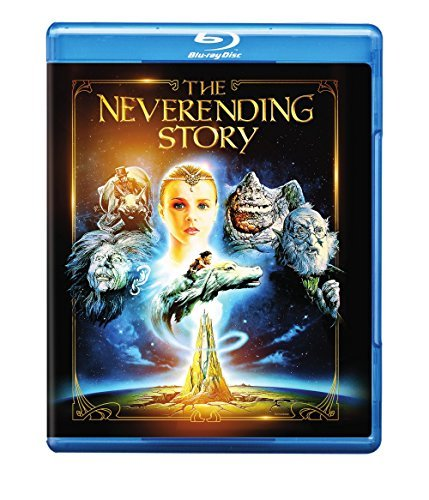 Neverending Story Hathaway Oliver Gunn Hayes Blu Ray 30th Anniversary Edition