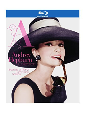 Audrey Hepburn Collection Breakfast At Tiffany's Sabrina Funny Face Blu Ray