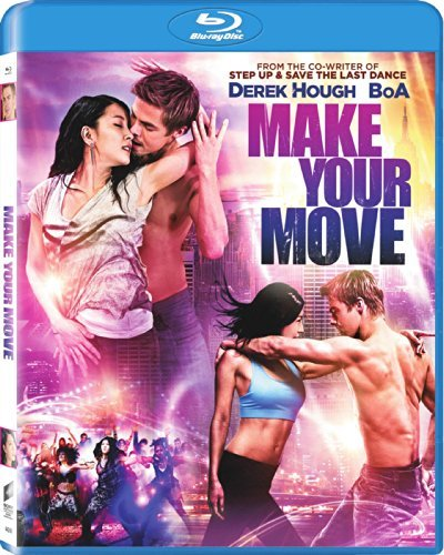 Make Your Move Make Your Move Blu Ray Pg13