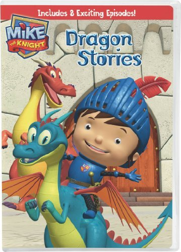 Mike The Knight Dragon Stories DVD