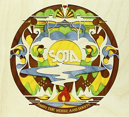 Soja Amid The Noise & Haste