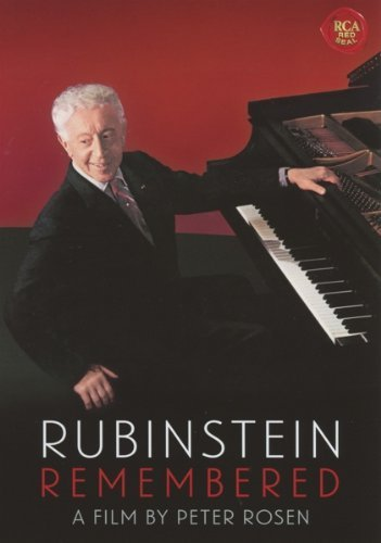 Arthur Rubinstein Rubinstein Remembered