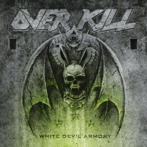 Overkill White Devil Armory Import Eu 2 Lp