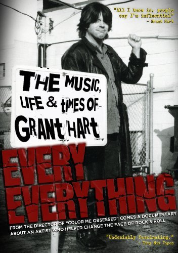 Every Everything Music Life & Times Of Grant Hart Grant Hart (husker Du) DVD Nr