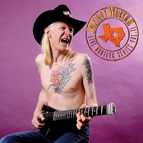 Johnny Winter Live Bootleg Series 11