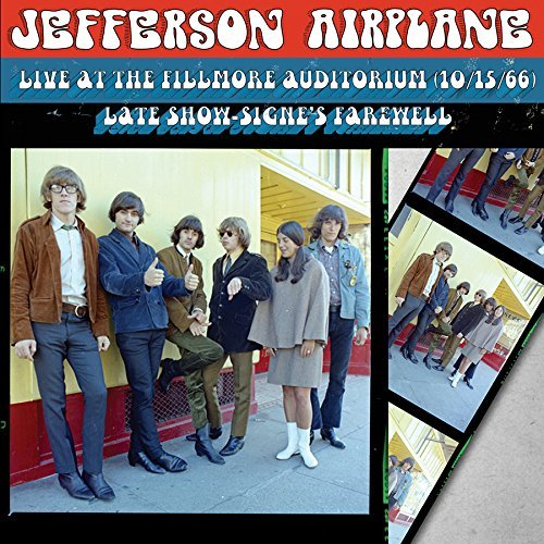 Jefferson Airplane Signe's Farewell Live At Fill