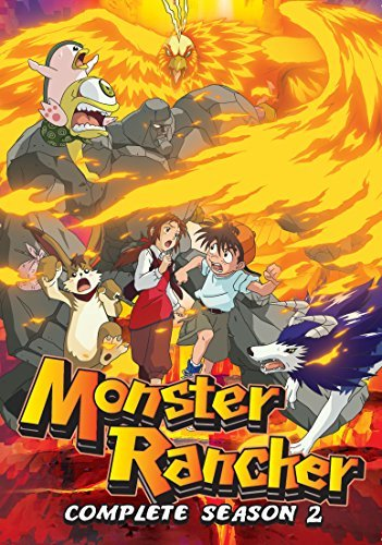 Monster Rancher Season 2 DVD