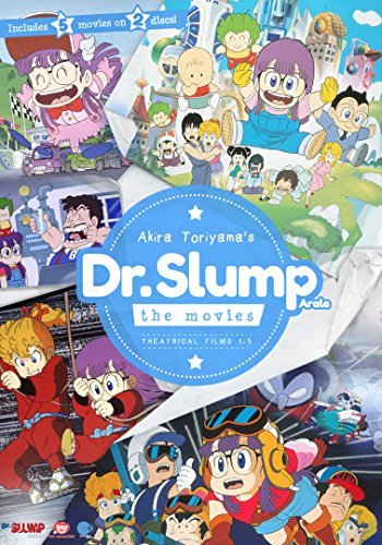 Dr Slump Original Movie Collec Dr Slump Original Movie Collec