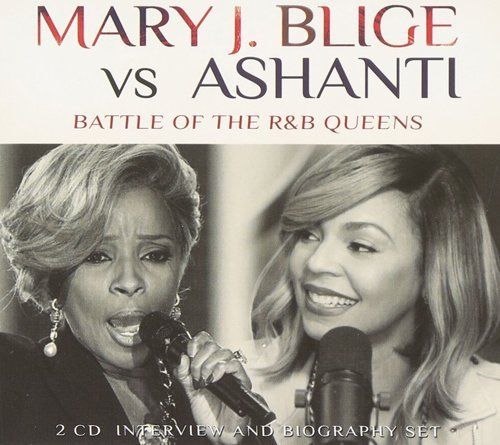 Mary J. Blige Battle Of The R&b Queens