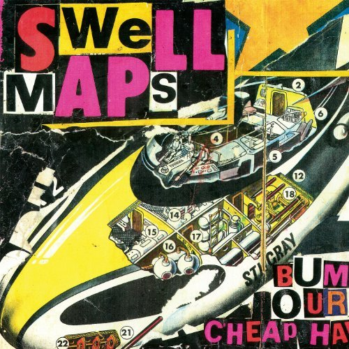 Swell Maps Archive Recordings Volume 1 Wastrels & Whippersnappers