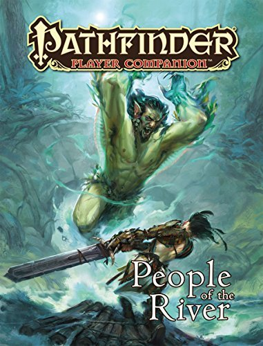 Paizo Staff Pathfinder Player Companion People Of The River