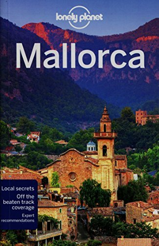 Lonely Planet Lonely Planet Mallorca 0003 Edition;