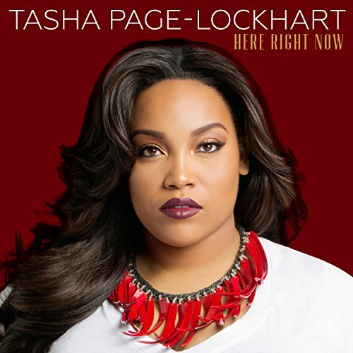 Tasha Page Lockhart Here Right Now (stand Cd)