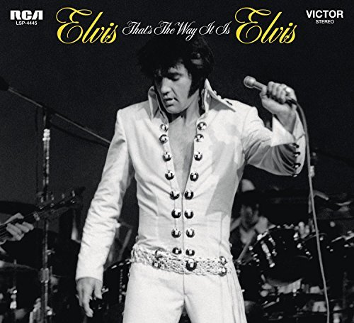 Elvis Presley That's The Way It Is (legacy E