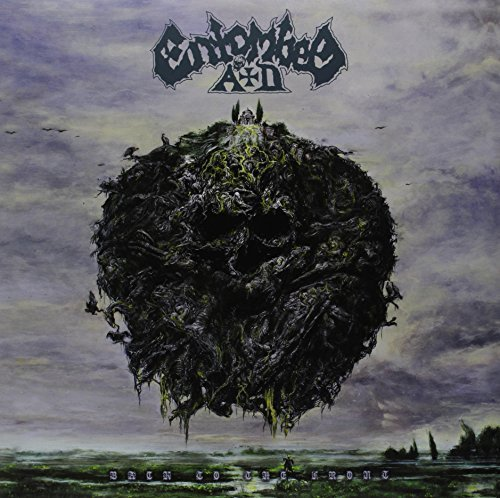 Entombed A.D. Back To The Front