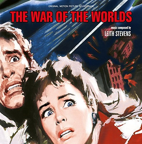 War Of The Worlds Soundtrack Leith Stevens Lp