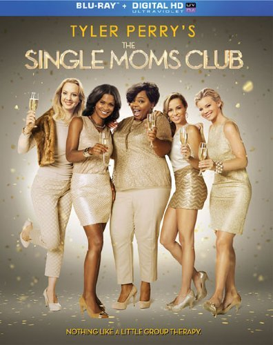 Single Mom's Club Tyler Perry Blu Ray Tyler Perry