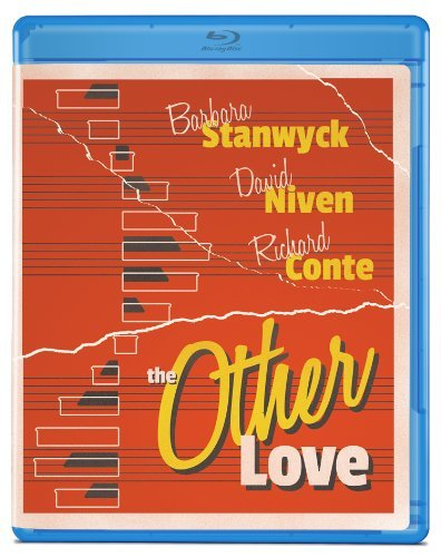 Other Love Stanwyck Niven Conte Blu Ray