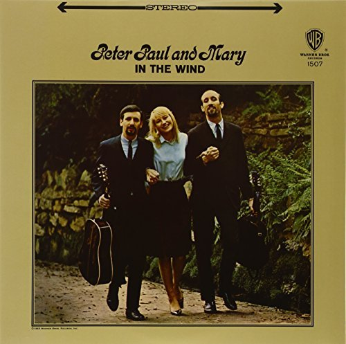 Peter Paul & Mary In The Wind 180g 45rpm Audiophile Vinyl