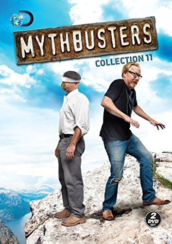 Mythbusters Collection 11 DVD