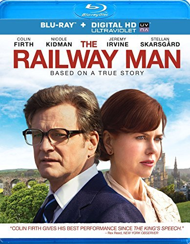 Railway Man Firth Kidman Skarsgard Blu Ray Uv R