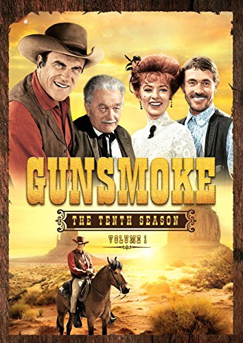 Gunsmoke The Tenth Season Vol. 1 Gunsmoke The Tenth Season Vol. 1