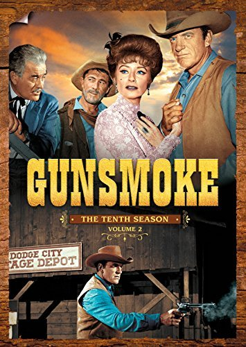 Gunsmoke Season 10 Volume 2 DVD