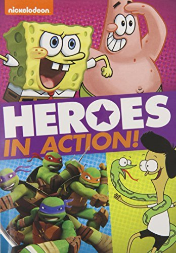 Nickelodeon Heroes In Action Nickelodeon Heroes In Action