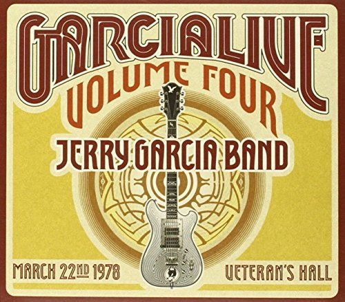 Jerry Garcia Band Garcialive Volume Fo
