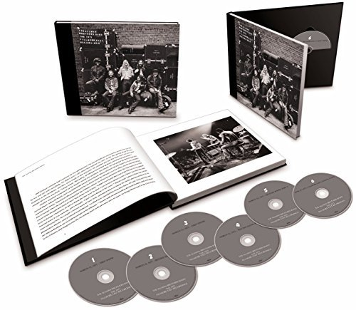 Allman Brothers Band 1971 Fillmore East Recordings